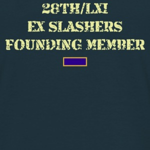 EX SLASHERS - Men's T-Shirt