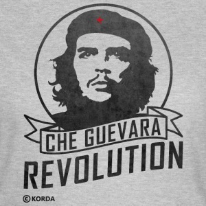 Che Guevara Revolution Frauen T-Shirt - Frauen T-Shirt