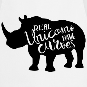 Real Unicorns have Curves! - Cooking Apron