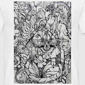 suchbegriff 39 magic mushroom 39 t shirts online bestellen spreadshirt. Black Bedroom Furniture Sets. Home Design Ideas