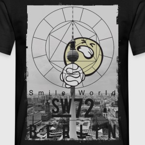 Smileyworld 'SM 72 Berlin' - T-skjorte for menn