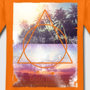 Smileyworld 'Miami Beach' - Teenager Premium T-Shirt