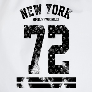 Smileyworld 'New York 72' - Turnbeutel