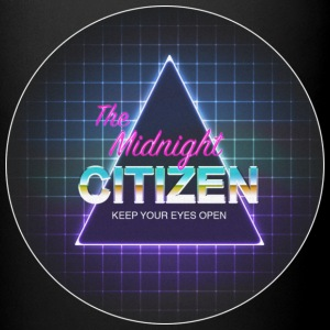 Midnight Citizen Grid coffee mug - Full Colour Mug