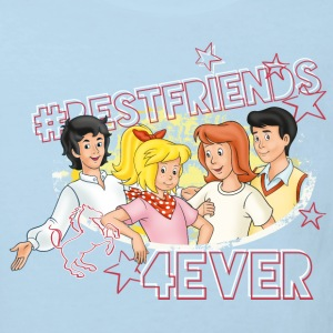 Bibi und Tina 'Best Friends 4Ever' - Kinder Bio-T-Shirt