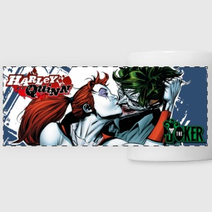 Suicide Squad Harley Quinn and Joker - Panoramamugg
