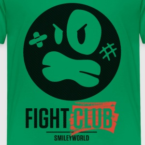 SmileyWorld Fightclub - Kids' Premium T-Shirt