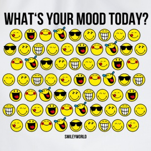 SmileyWorld What's Your Mood Today? - Gymnastikpåse