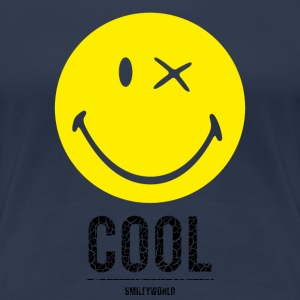 SmileyWorld Cool Clin D'Œil - T-shirt Premium Femme