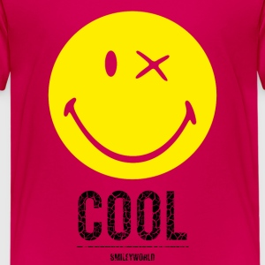 SmileyWorld Cool Smiley - Kinder Premium T-Shirt