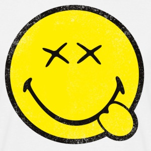 SmileyWorld Classic Smiley - Men's T-Shirt