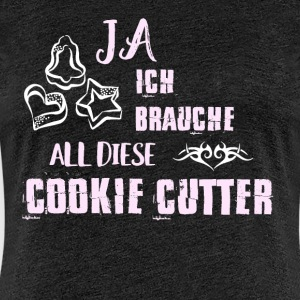 Cookie Cutter T-Shirts - Frauen Premium T-Shirt