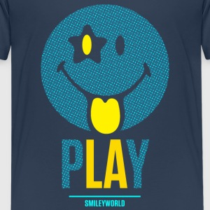 SmileyWorld Play Smiley - Teenage Premium T-Shirt