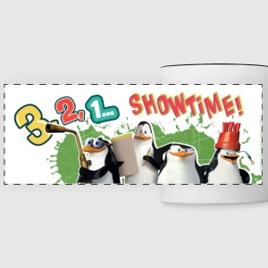 Pinguine '3,2,1...Showtime' - Panoramatasse