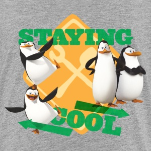 Pinguine 'Staying cool' - Teenager Premium T-Shirt