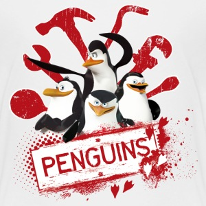 Pinguine Gruppenbild - Teenager Premium T-Shirt