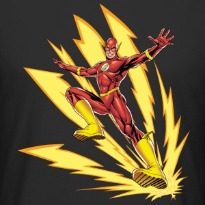 Justice League The Flash - Männer Urban Longshirt