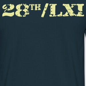 28th/LXI 02 - Men's T-Shirt