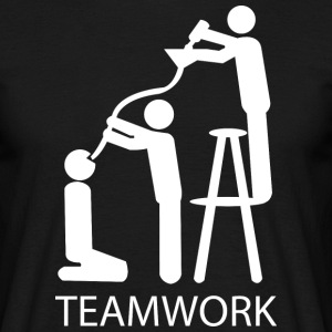 Teamwork - Men's T-Shirt