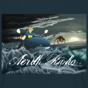 Narwhal Sadness and Cat T-Shirts - Men's T-Shirt