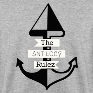 The Antilogy Rulez Sweatshirt - Felpa da uomo