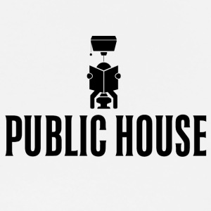 Official Men Shirt by Public House Magazine - Men's Premium T-Shirt