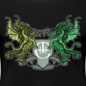 Coat of arms - Wappen - Frauen Premium T-Shirt
