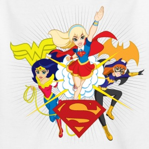 DC Super Hero Girls Batgirl   - Teenager T-Shirt