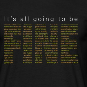 It's going to be fine men's tee - Men's T-Shirt