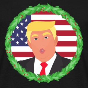 Trump Christmas Reef - Men's T-Shirt