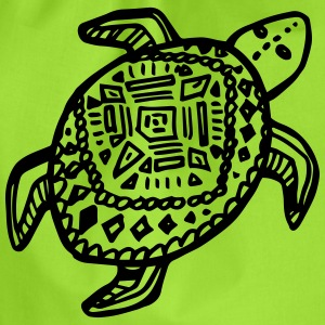 turtle Bags & Backpacks - Drawstring Bag