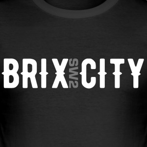 Brix City Tee - Men's Slim Fit T-Shirt