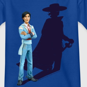 Zorro The Chronicles Don Diego Shadow - Teenager-T-shirt