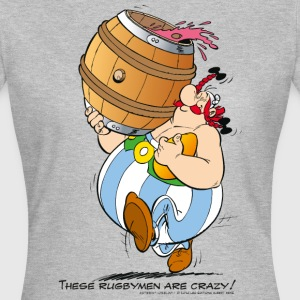 Asterix & Obelix - These Rugbymen - Camiseta mujer