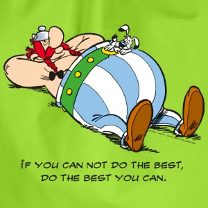 Asterix & Obelix - If You Can Not Do Best - Sacca sportiva