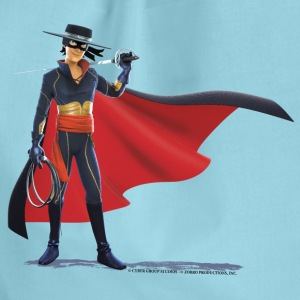 Zorro The Chronicles With Sword And Whip - Sacca sportiva