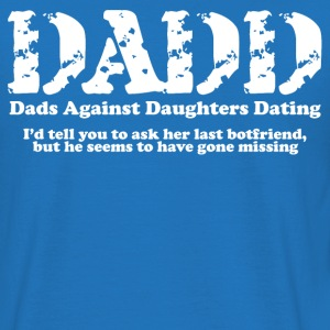 DADD Missing - Men's T-Shirt