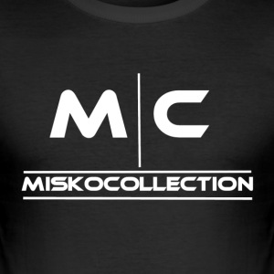 MiskoCollection  - Männer Slim Fit T-Shirt