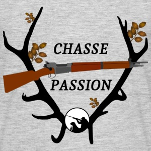 chasse passion - T-shirt Homme