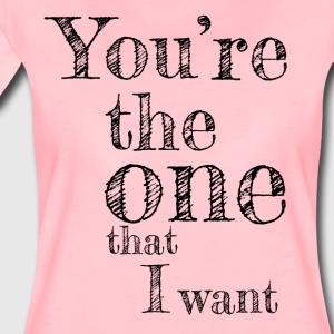 Valentine's Day Matching Couples Love Song - Camiseta premium mujer