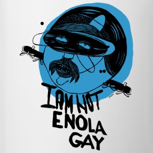 I Am Not Enola Gay Coffee Mug - Tazza