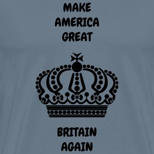 Make America Great (Britain) Again - Männer Premium T-Shirt