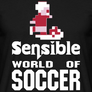 Sensible world of soccer - Maglietta da uomo