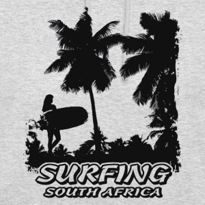 South Africa - Beach - Surfing - Surfer Pullover & Hoodies - Unisex Hoodie