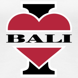 I love Bali T-Shirts - Frauen Premium T-Shirt
