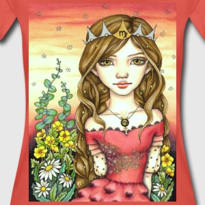 Virgo Girl T-Shirts - Women's Premium T-Shirt