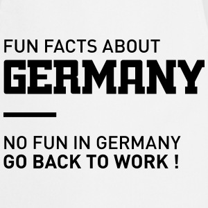 fun facts about germany Schürzen - Kochschürze
