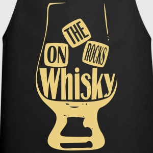 whisky on the rocks Tabliers - Tablier de cuisine
