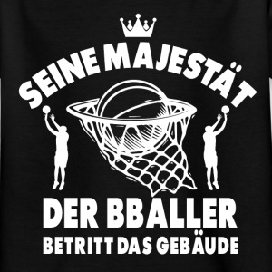basketball T-Shirts - Kinder T-Shirt
