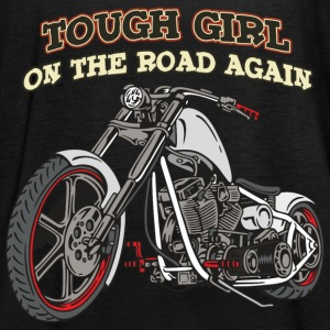 tough Girl - Frauen Tank Top von Bella